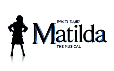 Logo for Roald Dahl's Matilda The Musical