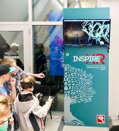 Interactive Media Virtual Realtiy