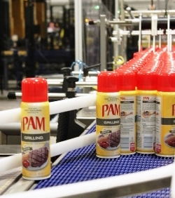 Image of Pam cooking spray canisters