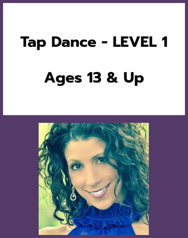 Image for Tap Dance  - LEVEL 1