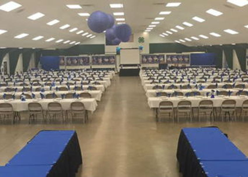 Johnson County Fairgrounds building rentals