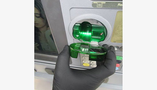 Image for ATM Skimmers