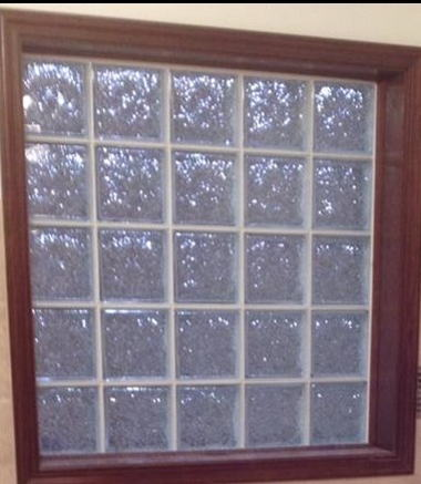 ACRYLIC BLOCK WINDOW