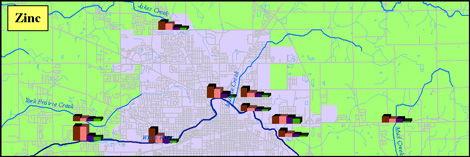 BWQ Zinc Map image