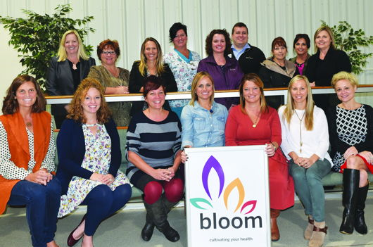 DeKalb Health Foundation presents BLOOM