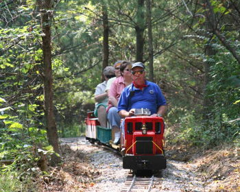 Indiana Live Steamers Public Rides