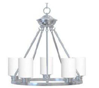 DINING ROOM LIGHT- BRUSHED NICKEL