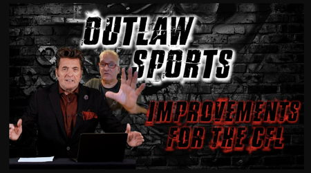 Image for Outlaw Sports - Top Five Hot Topics In The CFL