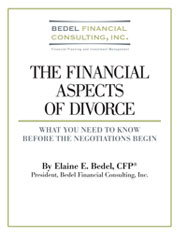 Image for The Financial Aspects of Divorce