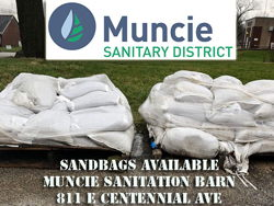 Prefilled Sandbags Now Available for Emergency Flooding