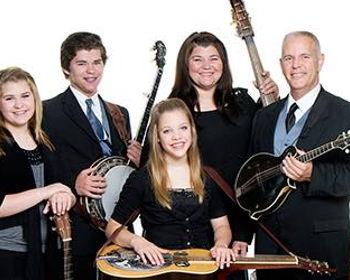 The Punches bluegrass gospel concert