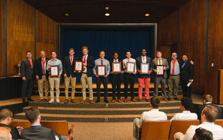 Image for Theta Chi Announces Final Round of  2018/2019 Recruitment Awards Recipients