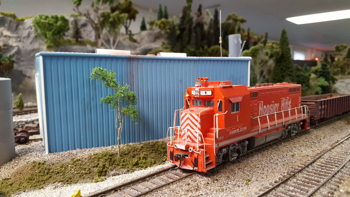 Columbus Area Railroad Club open house