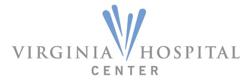 Logo for Virginia Hospital Center
