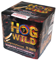 Image for Hog Wild 25 Shots