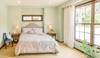 Roosevelt Master Bedroom