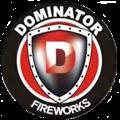 Logo for Dominator Fireworks Brand