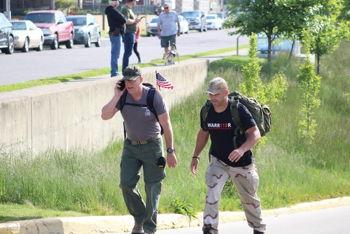 Warrior 110 Road March