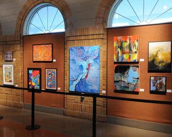 Southside Art League features artist sisters