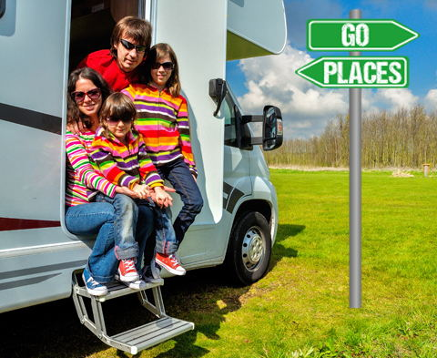 Image for Go Places