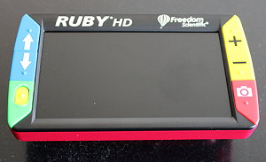 Ruby HD Magnifier