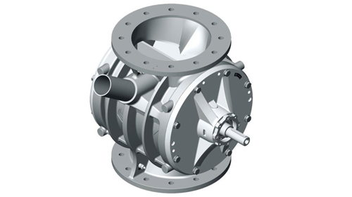 Design Innovations to Coperion's ZVB Rotary Valve