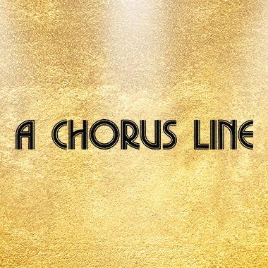 Image for A CHORUS LINE