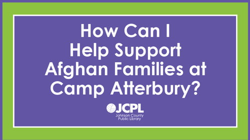 Support Afghan Families
