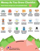 Money As You Grow Checklist clickable PDF