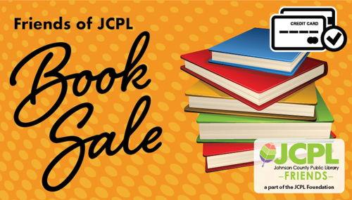 Friends Book Sale at the Clark Pleasant Branch