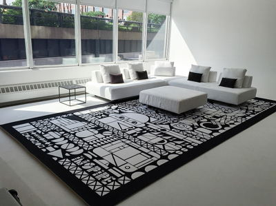 Printed Carpet