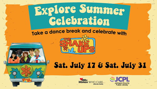Explore Summer Shake Ups