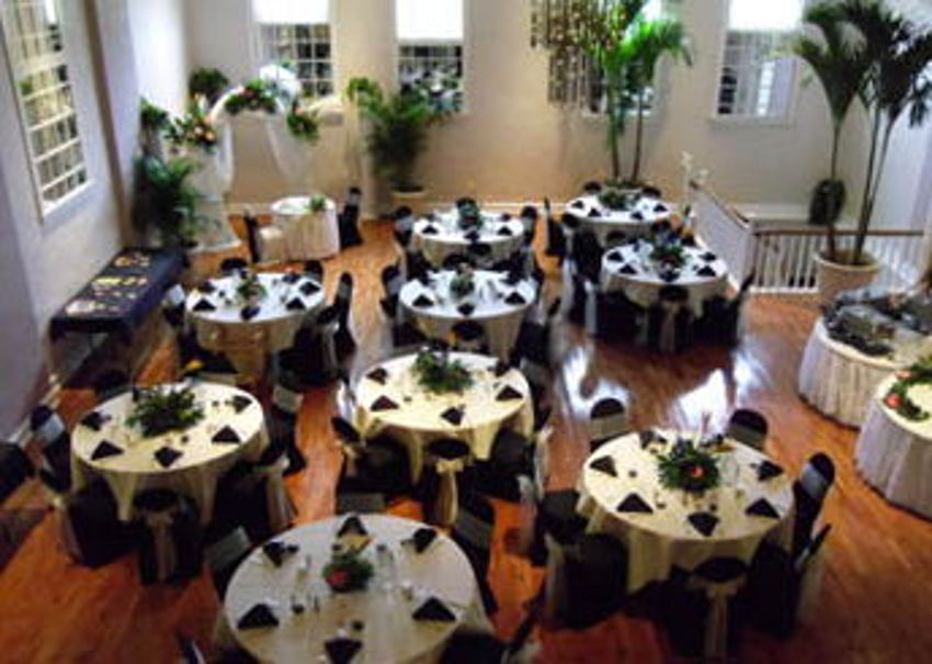 The Columns Ballroom
