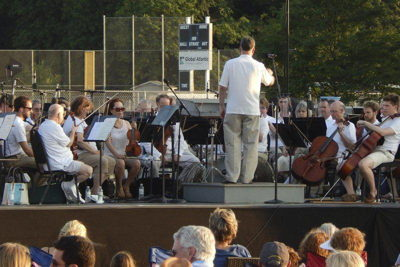 Star-Spangled Indianapolis Symphony Orchestra Returns to Batesville on July 6, 2019