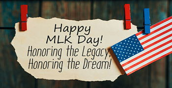 Image for Martin Luther King Day 2021