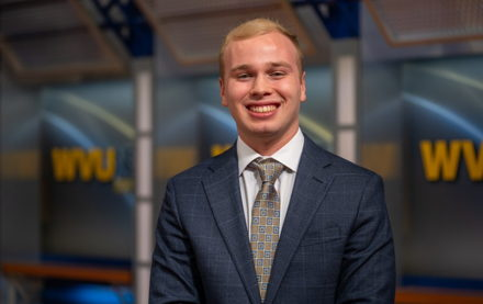 Image for Alpha Kappa Collegian tapped as TV News Reporter