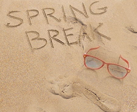 Image for Spring Break Vacation Loan