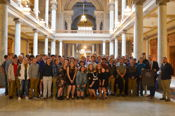 Local legislators honor Western Boone Jr.-Sr. High School football team with resolution