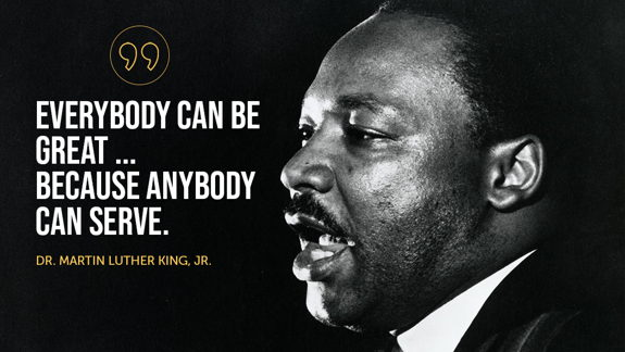 Image for MLK Day of Service Ideas
