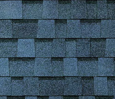 STANDARD DURATION SHINGLES-HARBOR BLUE