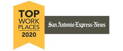 San Antonio Top Workplaces Logo