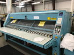 2007 BRAUN SHEET FOLDER WITH STACKER