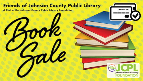 Friends Book Sale at the White River Branch