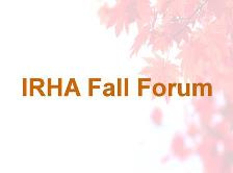 2019 Fall Forum: Harvesting Rural Solutions