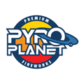 Logo for Pyro Planet
