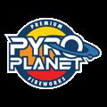 Logo for Pyro Planet