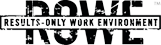 Logo of a ROWE Workplace