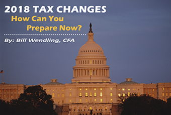 Image for 2018 Tax Changes: How Can You Prepare Now?