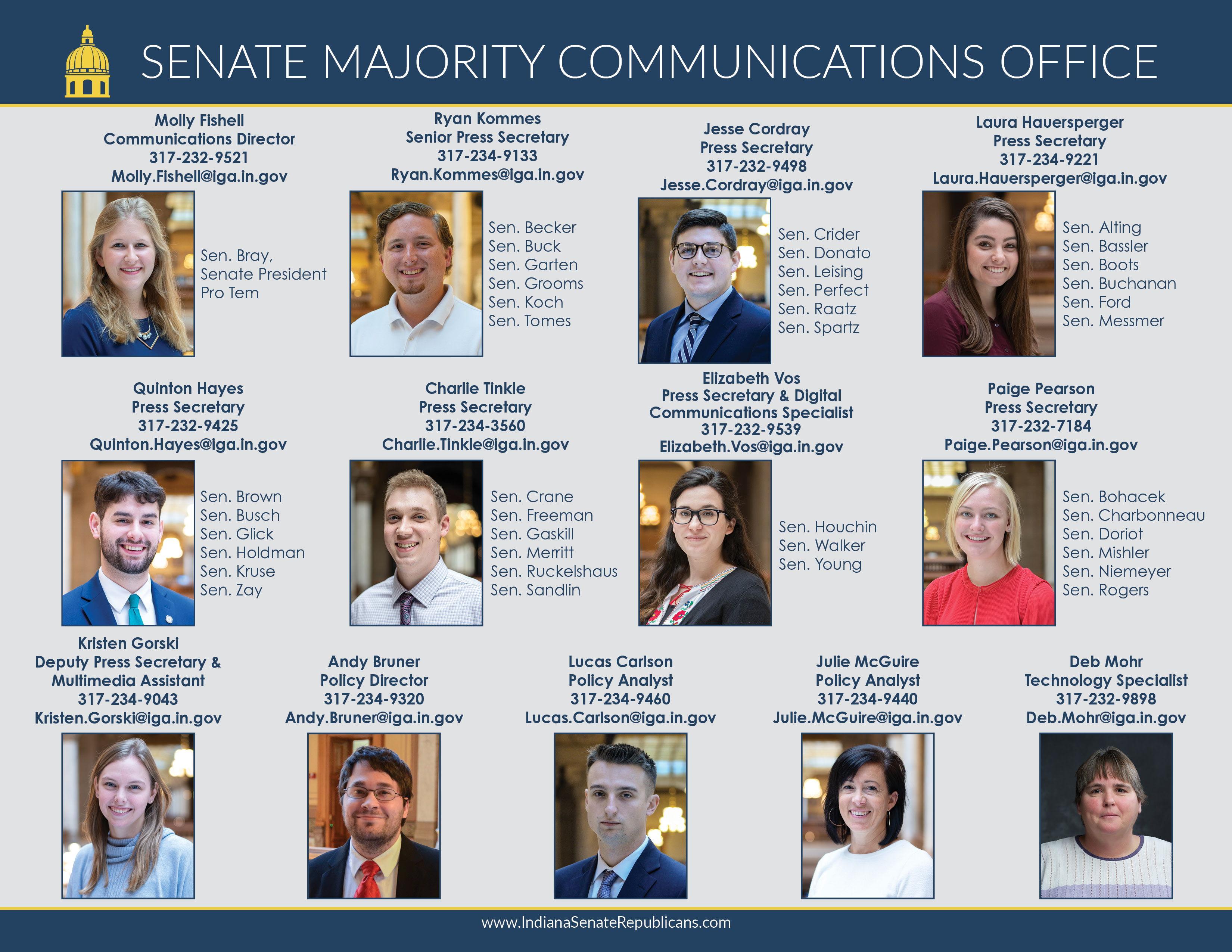 Majority Communications