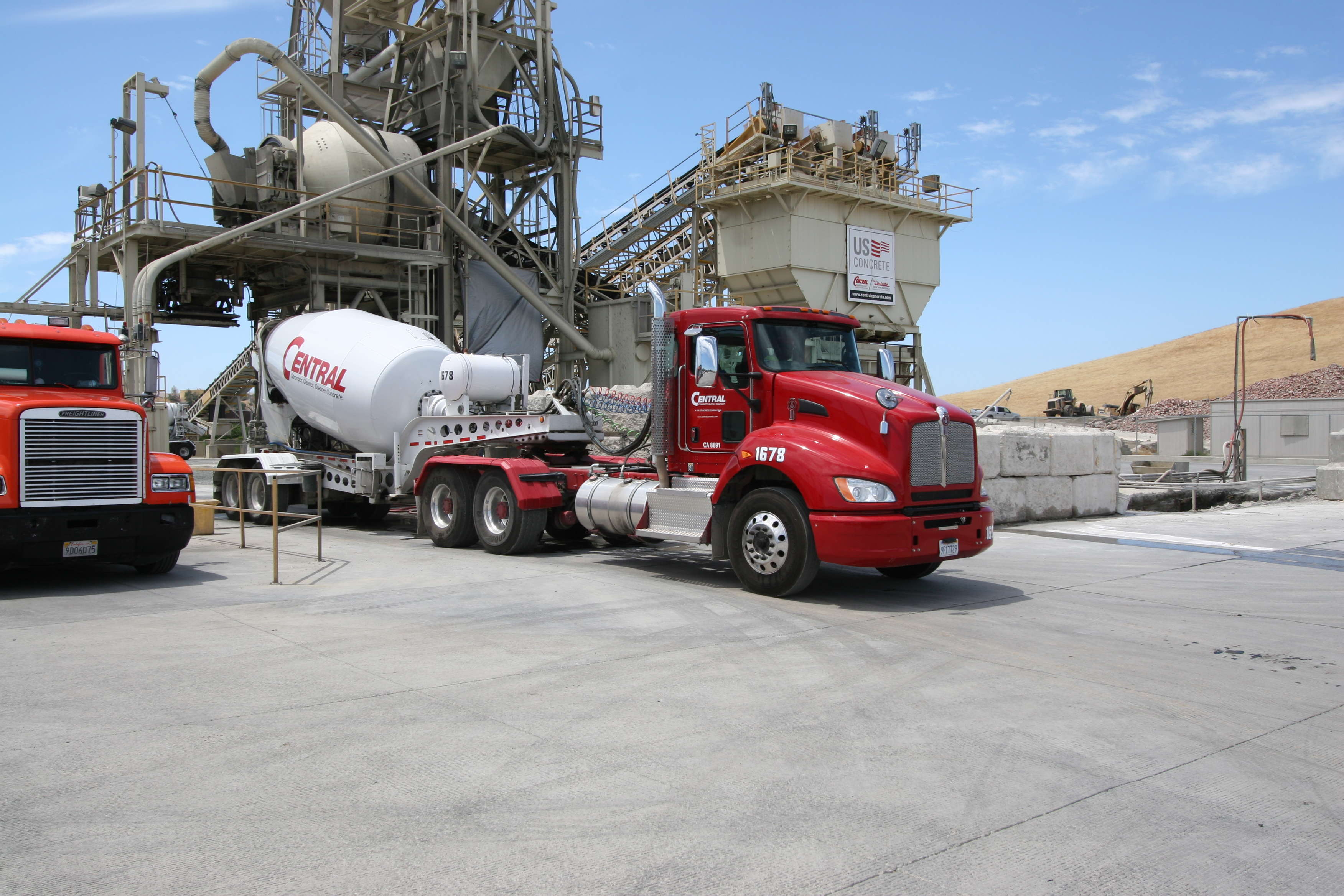 image for Sustainability: Recycled Concrete Aggregates